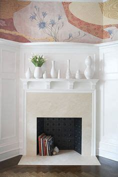 how to decorate empty space next to fireplace nice use of an unused fireplace can t use your fireplace