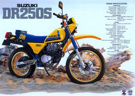 1986 Suzuki Sp200 Some More School Bike Ads And Brochures Moto Related