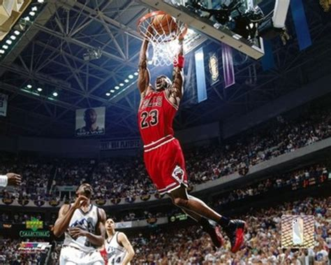 imagenes de michael jordan jugando basketball michael jordan slam dunk vs jazz horizontal 4 fine
