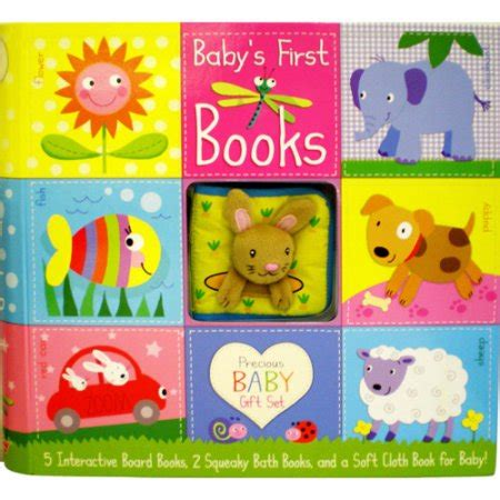 baby four book set books baby s books gift set walmart