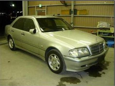 Mercedes C240 For Sale by Mercedes C240 2000 Used For Sale