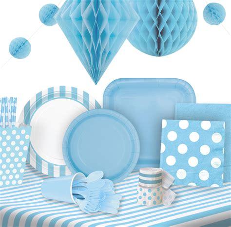 light gray plastic tablecloth 30ft light blue polka dot crepe paper streamers amazon ca