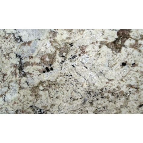 Granite Countertops Colors Home Depot by Stonemark Granite 3 In Granite Countertop Sle In White