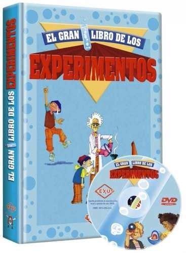 libro los mercaderes tomo 1 el gran libro de los experimentos 1 tomo 1 dvd 24 900 en mercado libre