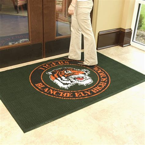 Entrance Mats With Logo by Waterhog Inlay Logo Indoor Outdoor Mat 35x58 Inches