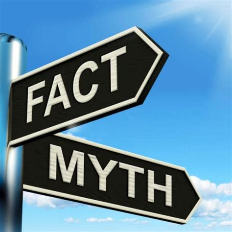 Is Blogging Anonymously Just An Myth by Science Fact Or Science Fiction 9 Common Cancer Myths