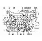 VW Golf Engine Diagram 18TEngine  WBWagen