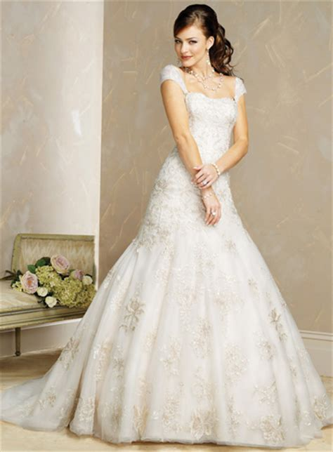 gorgeous cap sleeve wedding dress wedding dresses