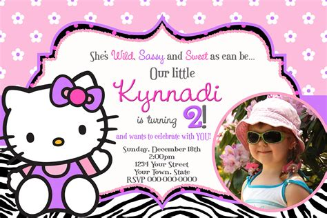 Personalized Invitations by Free Personalized Hello Birthday Invitations