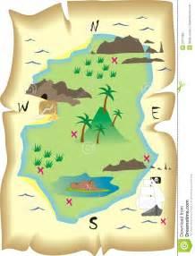 treasure map stock photography image 2377362