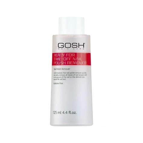 Gosh Nagellak by Gosh Ready For Take Nagellack Entferner 125 Ml 4 95