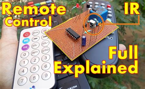 fan light remote circuit ir remote on switch circuit diagram grow amis