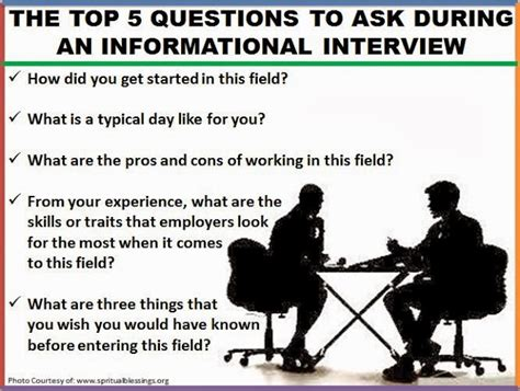Question To Ask During Or Oakland Career Services The Top 5 Questions To Ask During An Informational