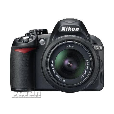 Nikon D3100 Vr nikon d3100 kit 18 55 mm vr lens 14 2 mp 3 quot lcd slr