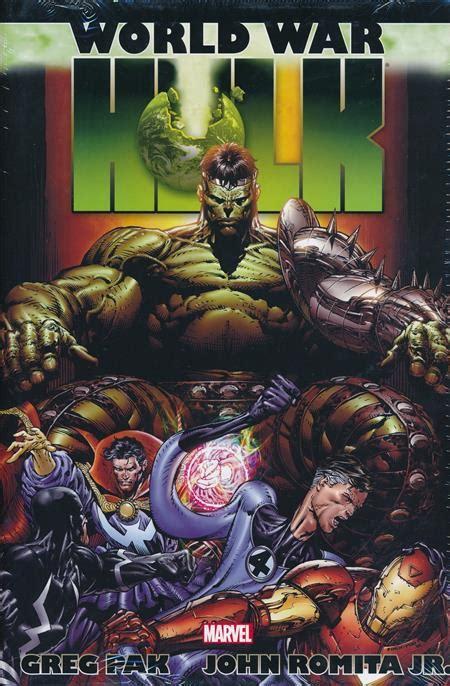 hulk planet hulk omnibus 1302907697 hulk world war hulk omnibus hc discount comic book service
