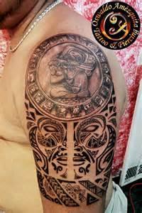 Calendario Azteca Tatuaje Mais De 1000 Ideias Sobre Tatuajes De Calendario Azteca No
