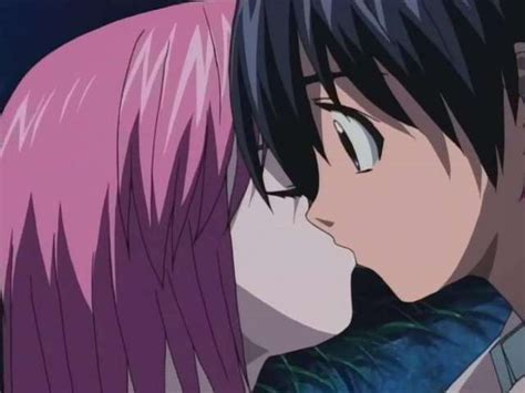 anime kiss crunchyroll forum best anime kiss scene