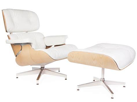 fauteuil design eames fauteuil lounge eames noyer clair