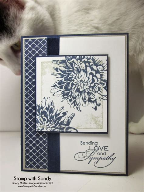 Handmade Sympathy Card - the 25 best ideas about sympathy cards on
