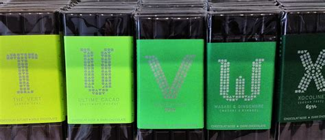 Chocolate Letters Toronto