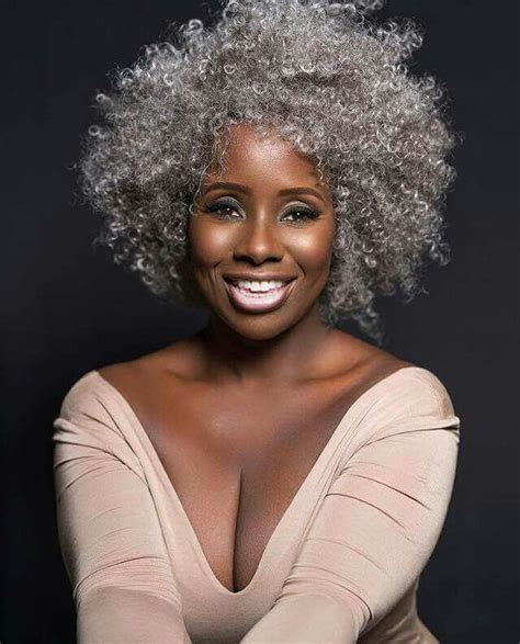 grey afro styles 200 best midlife grey hair don t care images on pinterest