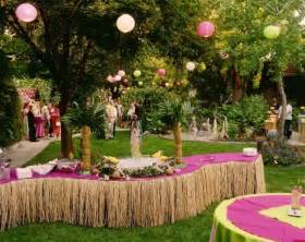 Party favors and centerpieces wedding decorations for your outdoor