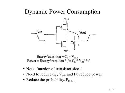capacitor power dissipation equation capacitor dissipation equation 28 images ppt chapter 13 cmos digital logic circuits
