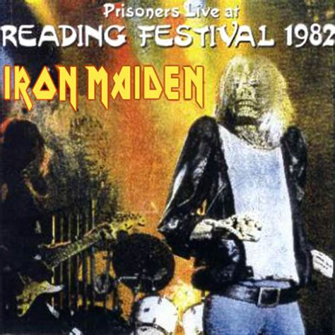 maiden murders books 1982 08 28 reading festival reading uk iron