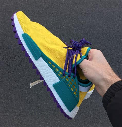 pharrell x adidas nmd hu breathe walk sneaker bar detroit