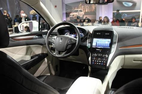Lincoln Mkc 2015 Interior by 2015 Lincoln Mkc Interior Car Interior Design