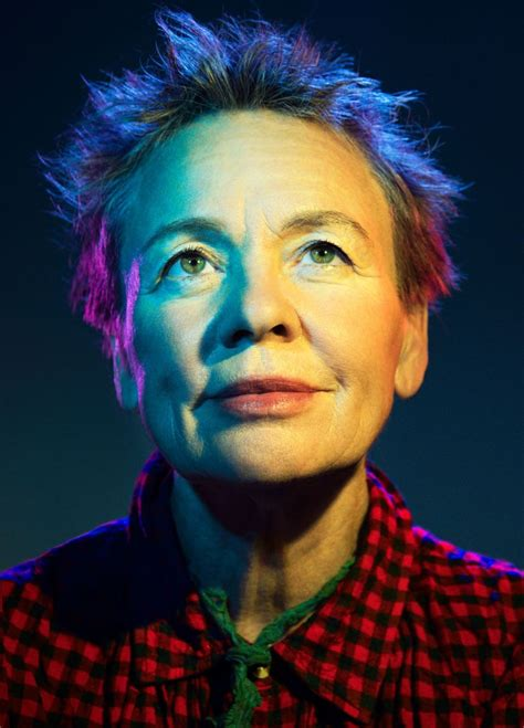 Three Days Of Light Laurie Anderson S Habeas Corpus The New Yorker
