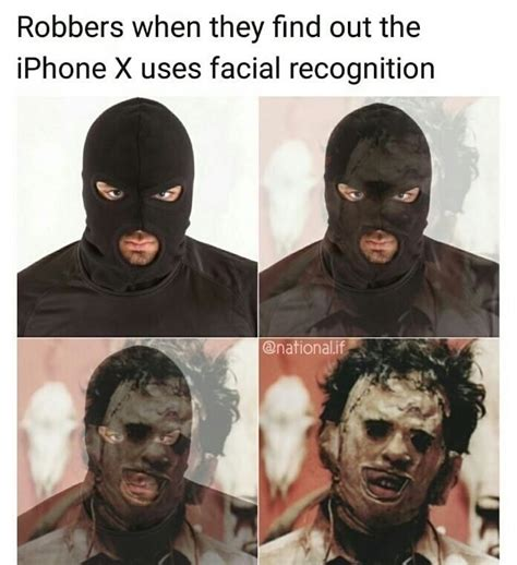 robbers   find   iphone   facial