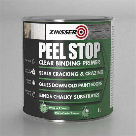 zinsser peel stop binding primer coatings limited