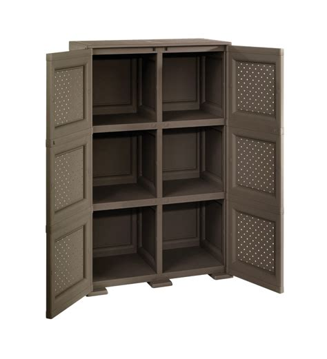 wicker kitchen furniture wenge 3 tier cabinet with 6 wicker style doors by