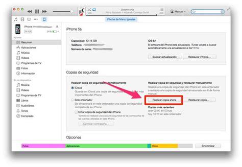 ver imagenes jpg en ipad c 243 mo hacer copias de seguridad o backup de iphone y ipad