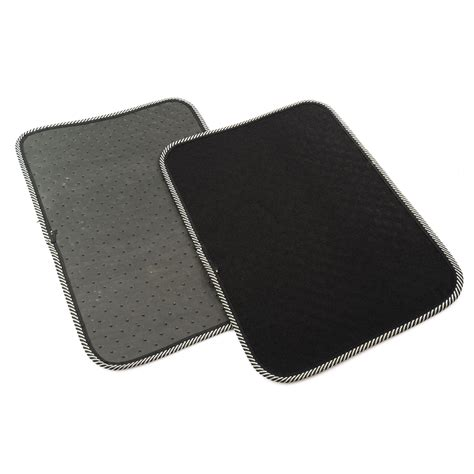 Universal Car Floor Mats by New Universal Car Floor Mats Rubber Carpets Non Slip Grip