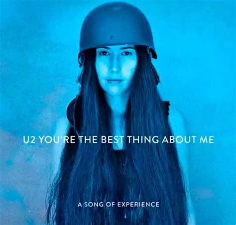 the best edge you re the best thing about me portada single de u2
