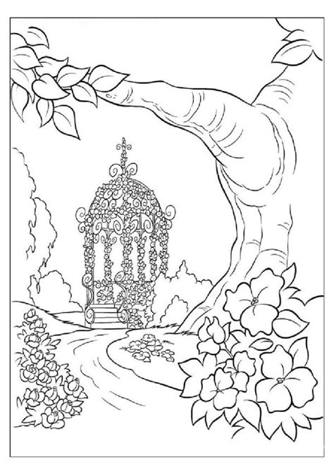 free coloring pages for adults nature coloring pages nature coloring pages nature coloring