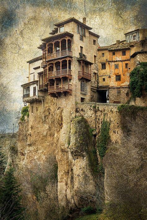 casas colgantes en cuenca cuadro vertical casas colgadas de cuenca n 186 04