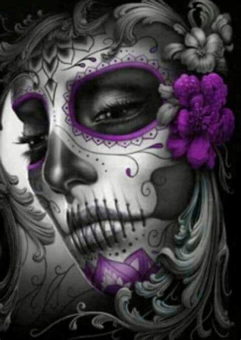 the 25 best ideas about sugar skull drawings on pinterest