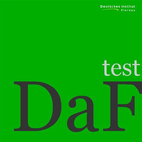 test daf simulazione esame orale testdaf deutsches institut