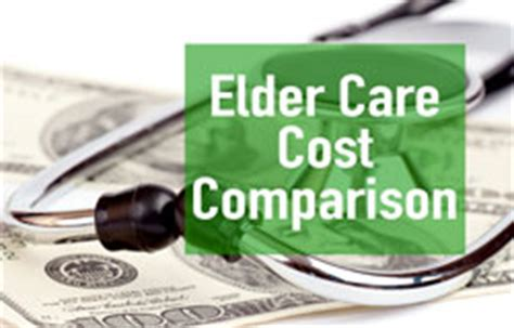 in home nursing care cost how to compare elder care costs