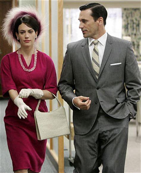 Madmen Wardrobe by On A Budget Mad Fashion Or When Did We