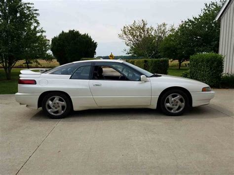 svx subaru for sale 1992 subaru svx for sale classiccars com cc 888729