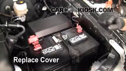 Best Battery For Toyota Tacoma How To Clean Battery Corrosion 2005 2015 Toyota Tacoma