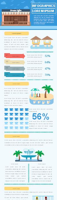 50 Editable Infographic Templates Travel Infographic Template