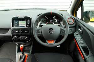 Renault Clio Sport Interior Renault Clio Renaultsport Review 2017 Autocar