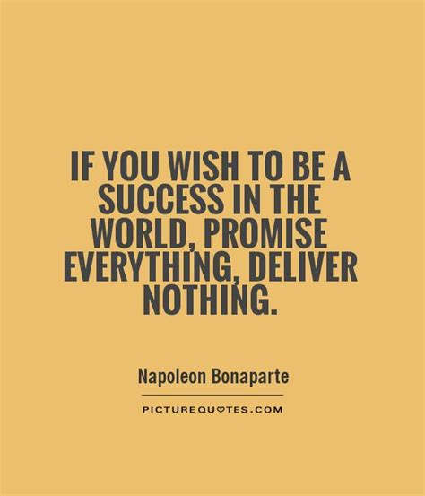 8 Tips On Succeeding In This World by Promise Quotes Quotesgram