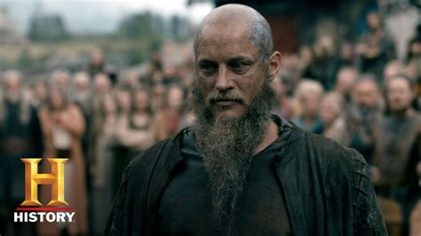 does ragnar get back with his first wife vikings ragnar returns to kattegat season 4 episode 10