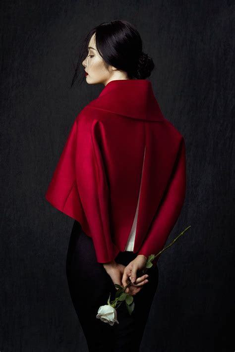 zhangs clothing wine kwak ji by zhang jingna in quot flowers in december quot for